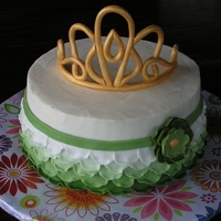 A Cake Fit For A Queen...my Grandma!