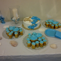 Beach Wedding Bridal Shower
