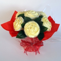 Red Valentines Bouquet