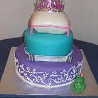 Princess 1St Birthday   This was for a little girls 1st birthday.