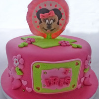 Minnie Mouse For A Little Girl