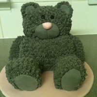 1329239654.jpg First attempt at a teddy bear cake.