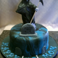 Grim Reaper 50Th Birthday