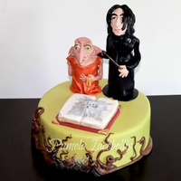 Cake Movie ( Harry Potter)