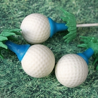 The Original Tutorial For Golf Ball Cake Pops Golf ball cake pops! Made with beer and bacon cake, but you can use whatever cake flavor you like. Tutorial on how to make is here: http://...