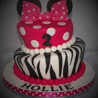 Topsy Turvey Minnie