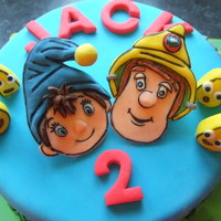 Cebeebies Cake For my Friend Jo's son Jack who is 2