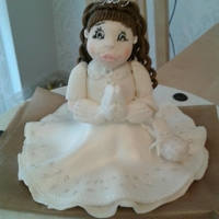 Communion Topper first communion cake topper