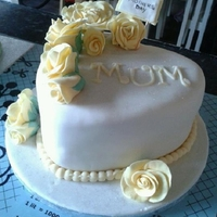 Mothers Day roses theme