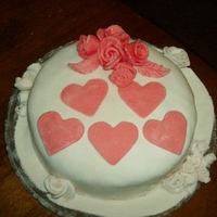 Valentine Cake Just Was My First