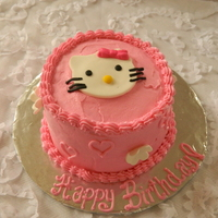 Mini Hello Kitty Cake mini hello kitty cake