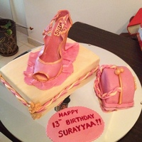 Shoe Amp Purse Cake Shoe & Purse Cake...