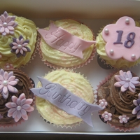 18Th Cupcakes