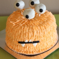 Monster Birthday Cake   Monster Cake