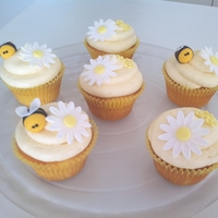 Lemon Curd Cupcakes Cakes for Mother's Day