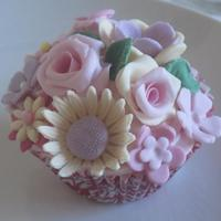Flower Cupcakes *