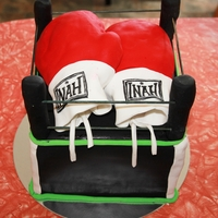Inahs Boxing Cake