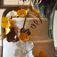 Summer Harvest Wedding Cake Summer Harvest Wedding Cake