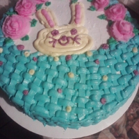 First Easter Cake!