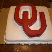 Oklahoma University Crimson and Cream all the way baby!!