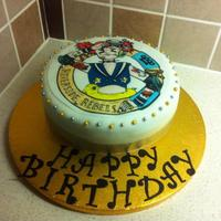 Riverside Rebels Roller Derby Happy Birthday Cake Riverside Rebels Roller Derby - 'happy birthday' cake