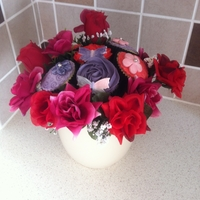 Mothers Day Cupcake Bouquet! First attempt at a cupcake bouquet for mothers day!