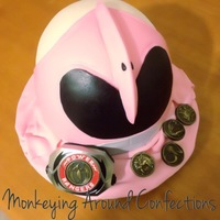 Pink Power Ranger Cake Monkeying Around Confections Designs By Jose Rodriguez Cake Was Made Using Lauren Kitchens Helmet Dvd Thank You Lau... Pink Power Ranger CakeMonkeying Around Confections Designs by Jose Rodriguez cake was made using Lauren Kitchens helmet dvd thank you...