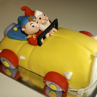 Noddy, Debbie Brown Favourite Character Cakes AppleMark