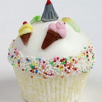 Party Cupcake .