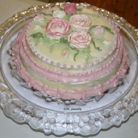 Buttercream Vegetarian Cake