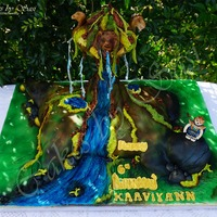 Legends Of Chima (Mount Cavora & Laval) Creation Date : Jul 2014Front ViewLegends of Chima, Laval, Mount Cavora