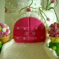 Hello Kitty Castle This is my first castle and it was fun to make
