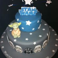 Star Wars   star wars including edible Yoda