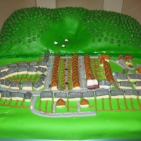Gap Cake This is a cake of a local village in the valleys