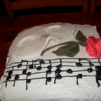 The Phantom Of The Opera This was my 19th Birthday cake that I made for myself! That is one of the joys of baking...it is okay to make yourself a birthday cake! The...