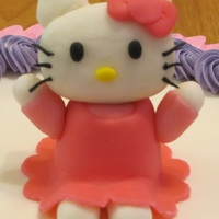 Hello Kitty Hello Kitty made out of MMF