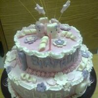Hello Kitty Birthday Cake *