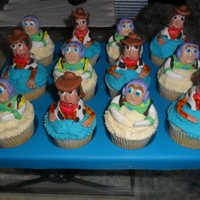 Toy Story Cup Cakes