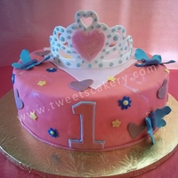 1St Princess Cake