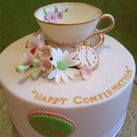 Alice's Teaparty Cake