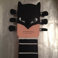 Batman Guitar