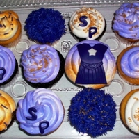 South Plantation High School Cupcakes