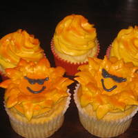 Orange Creamsicle Cupcakes With An Orange Cream Cheese Icing   Orange Creamsicle cupcakes with an Orange Cream Cheese Icing