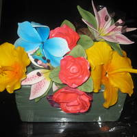 Gumpaste Flowers Im Making For My First Wedding Cake A Little Nervous About Making It Not Sure How To Arrange The Flowers On The Cake S  Gumpaste flowers I'm making for my first wedding cake. A little nervous about making it. Not sure how to arrange the flowers on the...
