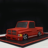My First Attempt At A Truck I Was Making A Tiny Replica Of A Clients Personal Customized Mini Dodge Low Rider By Far The Most Difficult Ca... My first attempt at a truck. I was making a tiny replica of a clients personal customized mini dodge low rider. By far the most difficult...