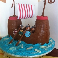 The Viking Cake