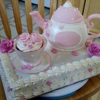 Mothers Day Tea Set