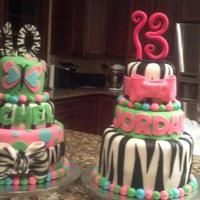 Twin Cakes *