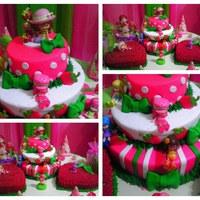Strawberry Shortcake! hope u like it