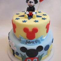 Mickey Mouse Clubhouse!